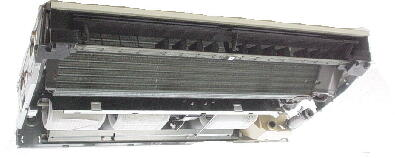 空調の知識豊富なプロによるエアコン洗浄